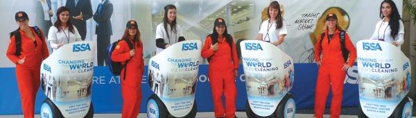 ICE Factor Trade Show Marketing - ISSA