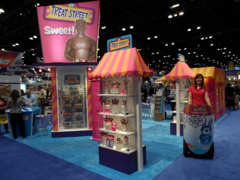ICE Factor Chicago Trade Show Marketing Sweets & Snacks Expo